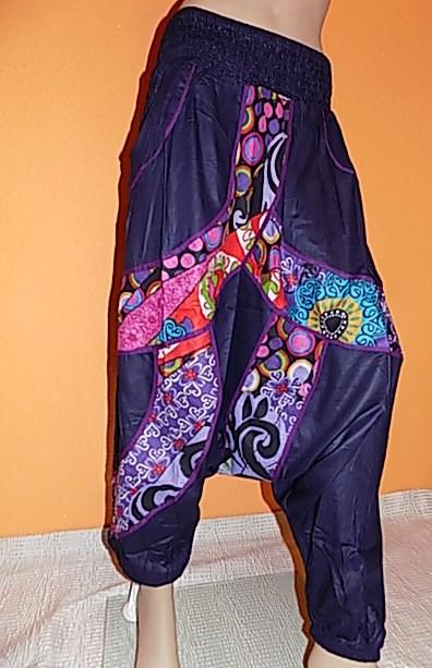 95d0ae74218b Harémové kalhoty